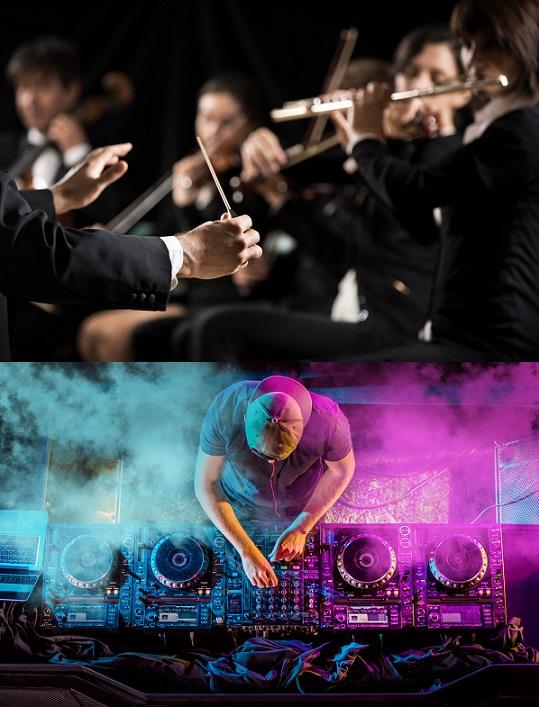 Thay đổi hình thái âm nhạc trong thời đại số.